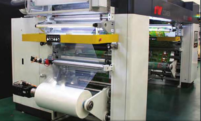water based laminating machine