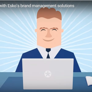 esko brand management