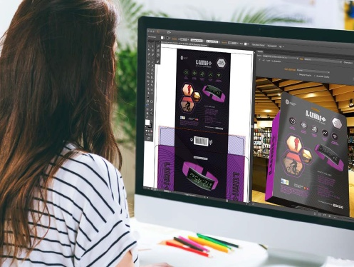 Esko Studio and Studio Pro 3D Packaging Desgin Software